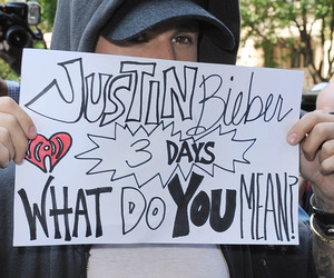 justin bieber, boy, and what do you mean image