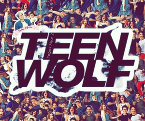 teen and wolf image