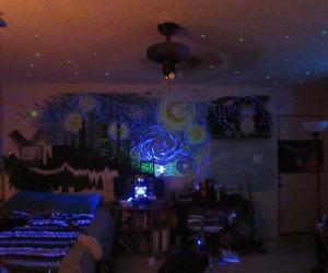 room, art, and grunge image