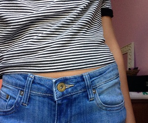 blue jeans, denim, and fall image