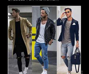 fashion, clothes, and guy image