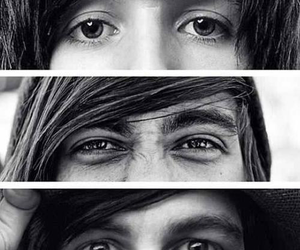 vic fuentes, kellin quinn, and pierce the veil image