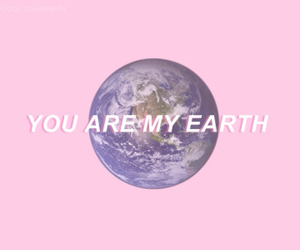 pink, aesthetic, and earth image