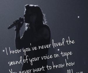 Lyrics, lockscreen, and Harry Styles image