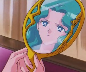 sailor moon and sailor neptune image