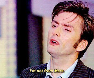 doctor who and 10th doctor image