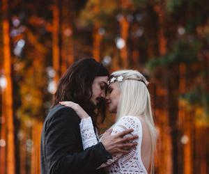 gee rocha, wedding, and nx zero image