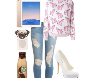 heel, outfit, and outfits image