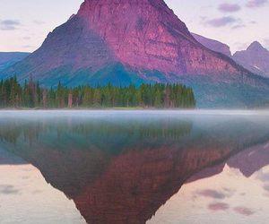 lago, lake, and montana image