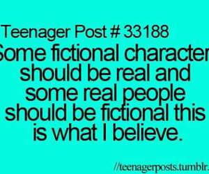 believe, funny, and people image