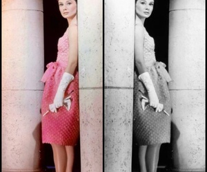 60's, 60s, and audrey image