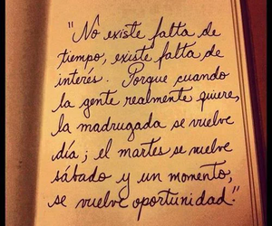 frases, quote, and tiempo image