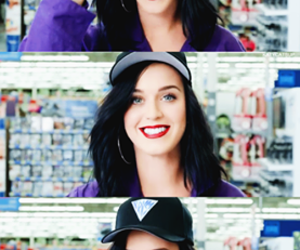katy perry, smile, and prism image