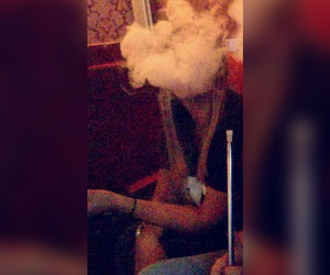girl and shisha image