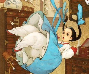 alice in wonderland, alice, and art image