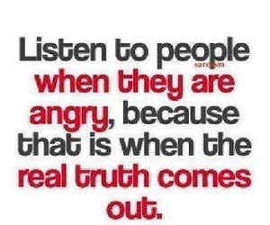truth, angry, and people image