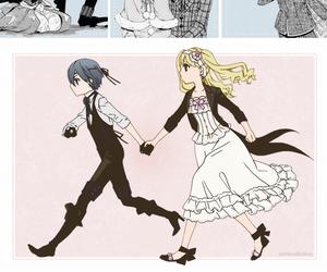 edit, kuroshitsuji, and lizzy image