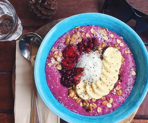 acai, fit, and fitness image