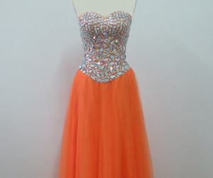 promgoers.com, long prom dress, and ball gown prom dress image
