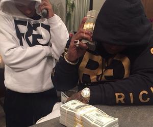 money, boy, and ghetto image