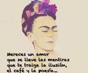 frida kahlo, amor, and friduchas image