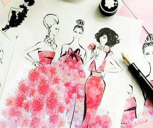 beauty and fashion design image