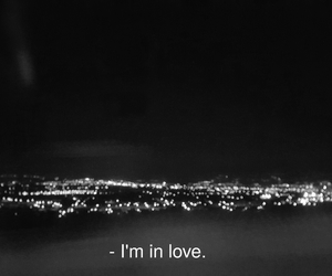 city, i'm in love, and feelings image