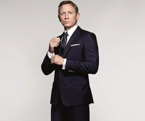 James Bond and spectre image