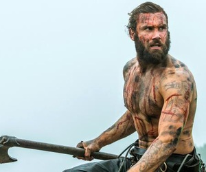 rollo, vikings, and clive standen image