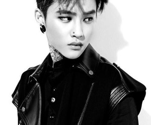 exo, punk edit, and kpop image