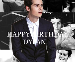 24, birthday, and dylan image