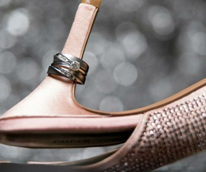 rings, weddings, and shoes image