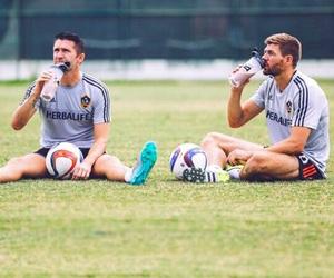football, soccer, and Steven Gerrard image