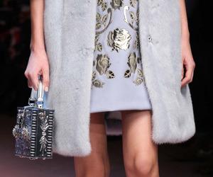 fashion, Dolce & Gabbana, and runway image