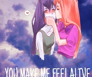 clouds, quotes, and marceline image