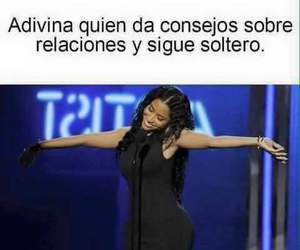 relaciones, lol, and soltero image