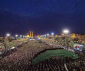 iraq, karbala, and mola hussain a.s image