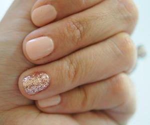 nails, glitter, and pretty image