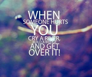quotes, cry, and hurt image