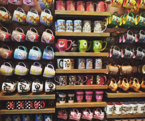 disney and mug image