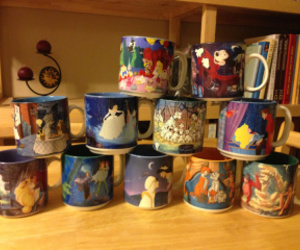 mug, mugs, and disney mug image