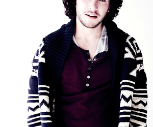 got, game of thrones, and kit harington image