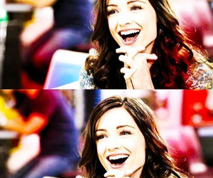 smile, teen wolf, and crystal reed image