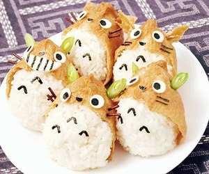 food, totoro, and japan image