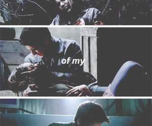 teen wolf, first love, and derek image