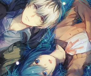 anime, kirishima, and sasaki haise image