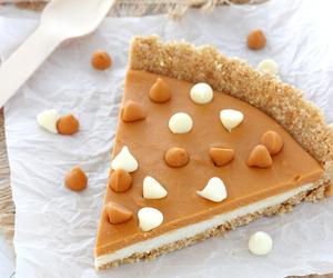 dessert, food, and white chocolate image
