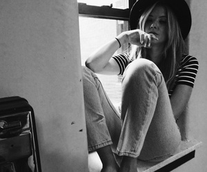 b&w, Queen, and ashley benson image
