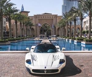 car, luxury, and maserati image