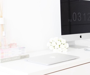 apple, beautiful, and imac image